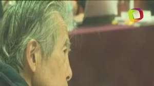 Ratifican petición de 8 años de cárcel para el expresidente Alberto Fujimori Video: