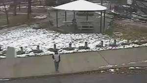 Publican video de niño tiroteado y muerto por policía en Cleveland Video:
