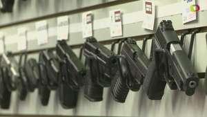 Venta de armas aumenta durante protestas en EEUU Video: