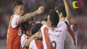 River Plate tumba a Boca Juniors y disputará final de Copa Sudamericana Video: