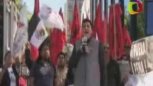 Peña Nieto anuncia plan de seguridad mientras aparecen cuerpos decapitados Video: