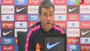 Entrenador del Barcelona pide erradicar violencia Video: