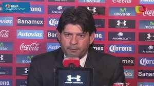 Semifinal, José Cardozo,Toluca 0-0 Tigres, Apertura 2014 Video: