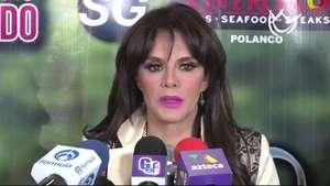 Lucía Méndez: Ustedes me arruinan los romances! Video:
