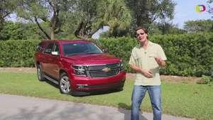 Video: Prueba Chevrolet Suburban 2015 Video: