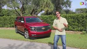 Video: Prueba Chevrolet Suburban 2015 Video: