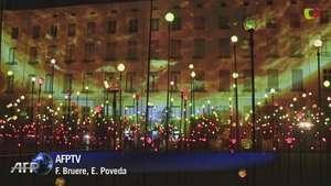 La Fiesta de las Luces vuelve a iluminar las noches de Lyon Video: