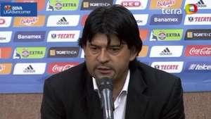 José Cardozo admite culpa en eliminación ante Tigres Video: