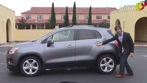 Video: Prueba Chevrolet Tracker-Trax 2015 Video: