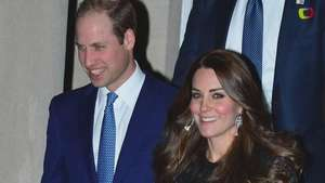 Prince William & Kate Middleton Take Over NYC! Video: