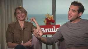 'Annie': Cameron Díaz y Bobby Cannavale traen en sus venas el ritmo cubano Video: