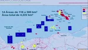 México pone en marcha reforma energética con primera licitación  Video: