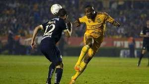 Final, Tigres 1-0 América, Juego de Ida, Apertura 2014 Video: