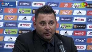 Mohamed pide a la afición que el Azteca pese contra Tigres Video: