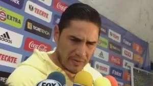 Moisés Muñoz se siente confiado por apoyo en el Azteca Video: