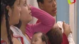 Venezuela: Cada 3 minutos queda embarazada adolescente menor de 18 años Video: