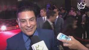 Osvaldo Ríos trabajará con Al Pacino Video: