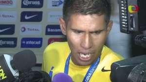 Juan Carlos Valenzuela feliz por ser parte del título Video: