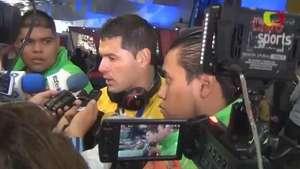 Pablo Aguilar niega rompimiento del vestidor con Mohamed Video: