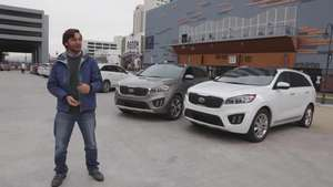 Video: Prueba Kia Sorento 2016 Video: