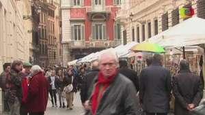 Roma, candidata a los JO-2024 Video: