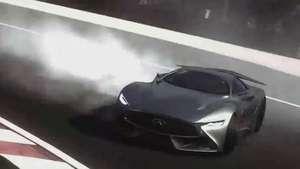 Infiniti Concept Vision Gran Turismo, virtualidad de altas prestaciones Video: