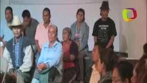 México: Diálogo entre padres de estudiantes y autoridades, suspendido Video: