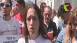 Venezuela: Madre lesbiana pide al Parlamento reconocer derechos de su hijo Video: