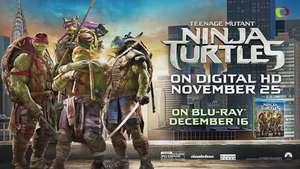 'Teengage Mutant Ninja Turtles' el regalo perfecto para la temporada de fiestas Video: