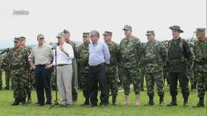 FARC declaran cese el fuego unilateral Video:
