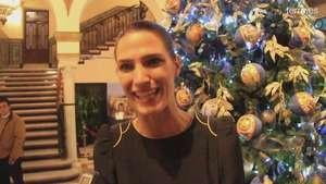 Así serán las Navidades de Laura Sánchez  Video: