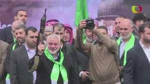 Hamas sale de lista negra de la EU Video: