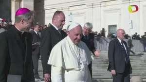 Papa Francisco, mediador entre Cuba y EEUU Video: