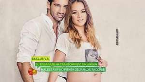 Embarazo de Adamari López sin ningún malestar Video:
