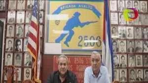 Veteranos de 'Bahía de Cochinos' acusan a Obama de traición Video: