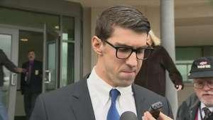Libertad condicional para Phelps Video: