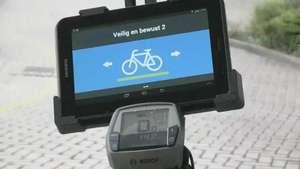La bicicleta inteligente de Holanda Video: