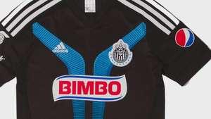 Chivas tiene nuevo uniforme de gala para 2015 Video: