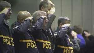 Matan dos policías en Nueva York Video: