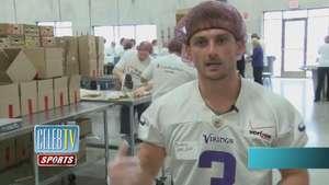 How The Minnesota Vikings Impact The Community Video: