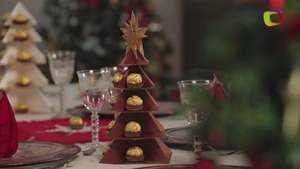 Haz un hermoso árbol de Navidad sólo con papel Video: