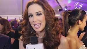 Jacqueline Bracamontes celebra al doble Video: