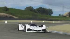 Mazda LM55 Vision GranTurismo, otra bala virtual para GT6 Video: