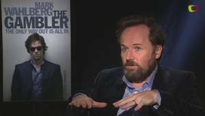 Mark Wahlberg y el director Rupert Wyatt se unen para The Gambler Video: