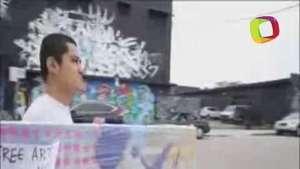 'Drap-Art', arte con reciclaje  Video: