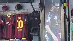 Barça sin fichaje nuevo hasta 2016 Video: