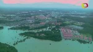 Tormenta tropical golpea a Malasia y Filipinas Video: