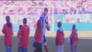 Éxtasis atlético en la presentación de Fernando Torres Video: