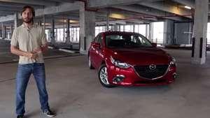 Video: Prueba Mazda Mazda3 2015 Video: