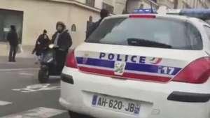 Revisa las primeras imágenes de mortal tiroteo en Francia Video: